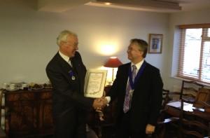 Martin Moore D Kerruish Endeavor Award